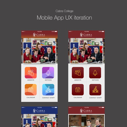Cabra Dominican College Mobile app