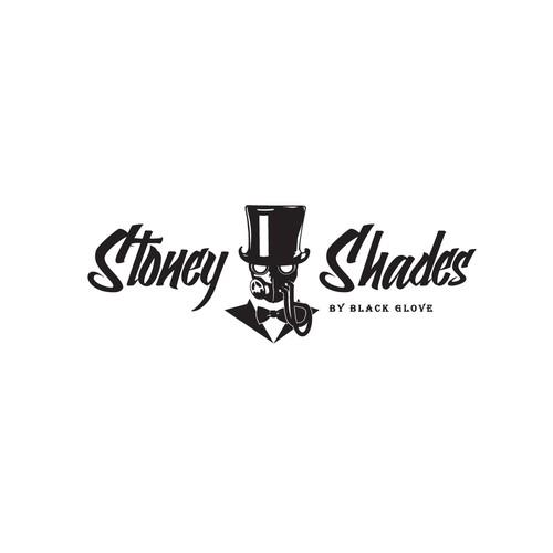 Logo design for Stoney Shades