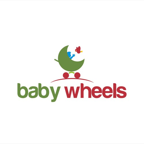 Baby Wheels  needs a new logo