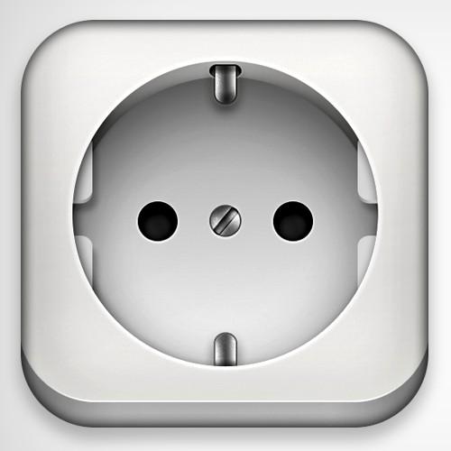 PlugFinder iOS App Icon