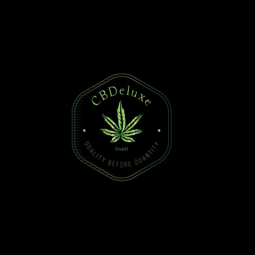 Designe ein Logo für eine exklusive Cannabis Produktion