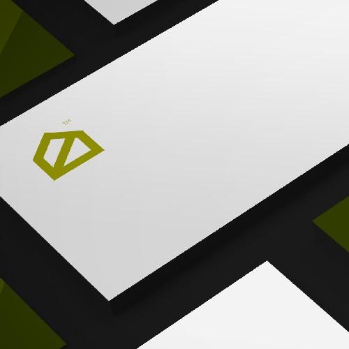Bold logo for service company