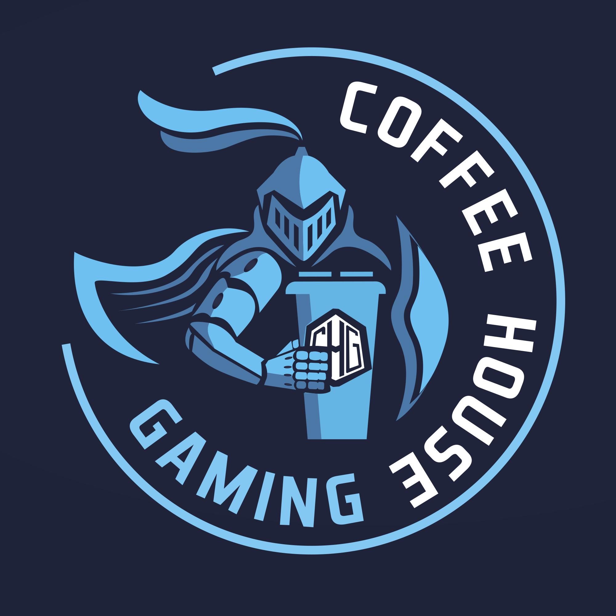 Coffee House Gaming Logo