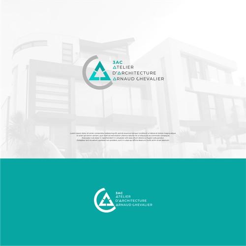 3AC logo design