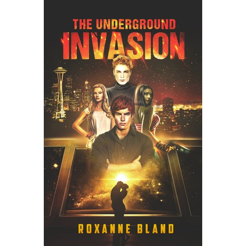 'Invasion' book cover