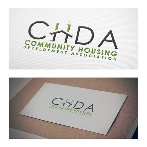 Create an elegant new logo for our affordable housing nonprofit