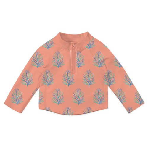 Girls' Rash Guard
