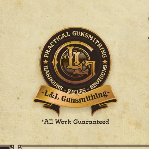 Gunsmith needs New Logo & Business Card Design