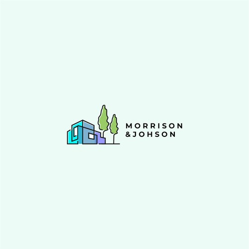 Logo design for Real State Ang Mortgage Company