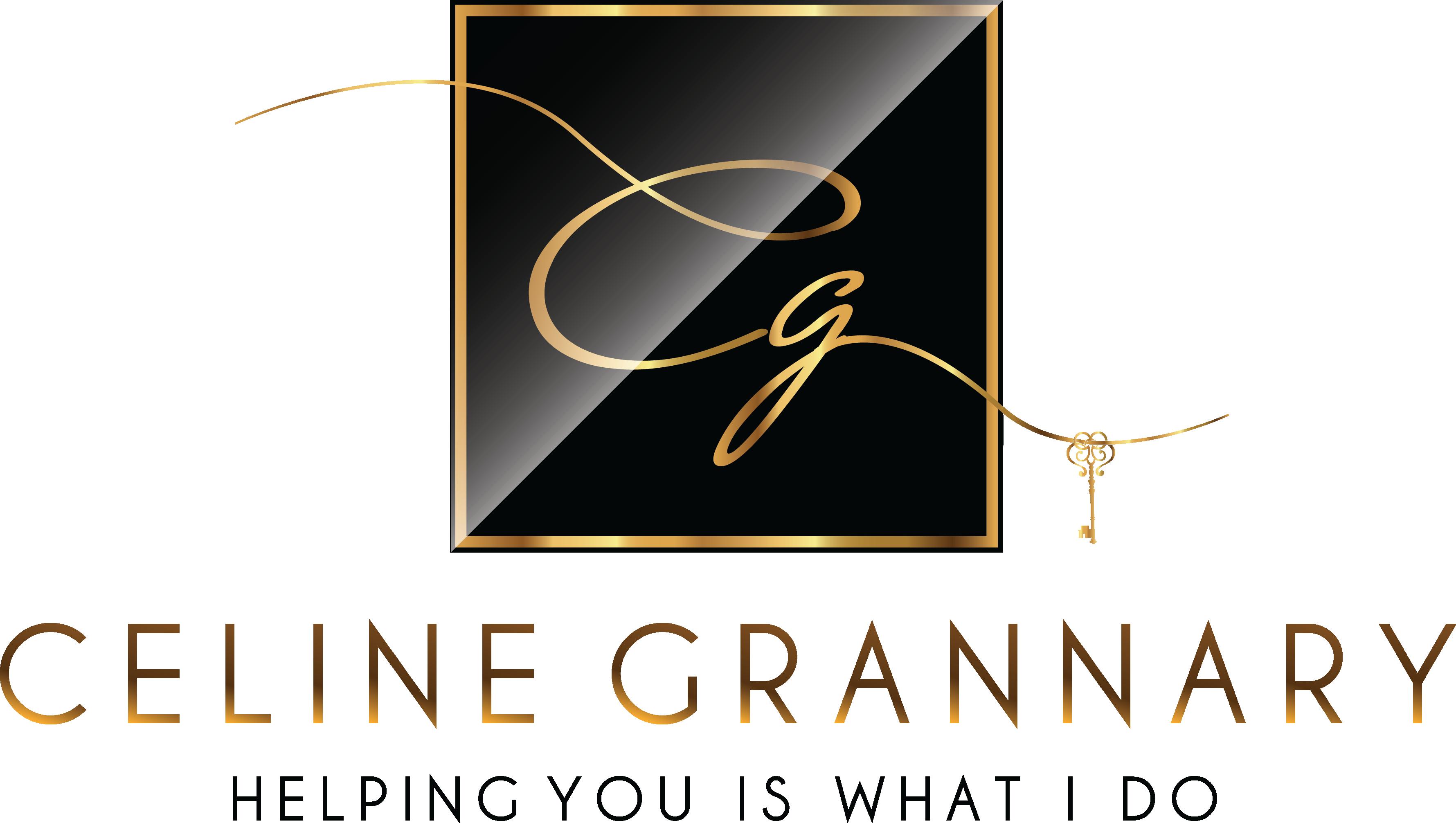 Design a new logo for Celine Grannary
