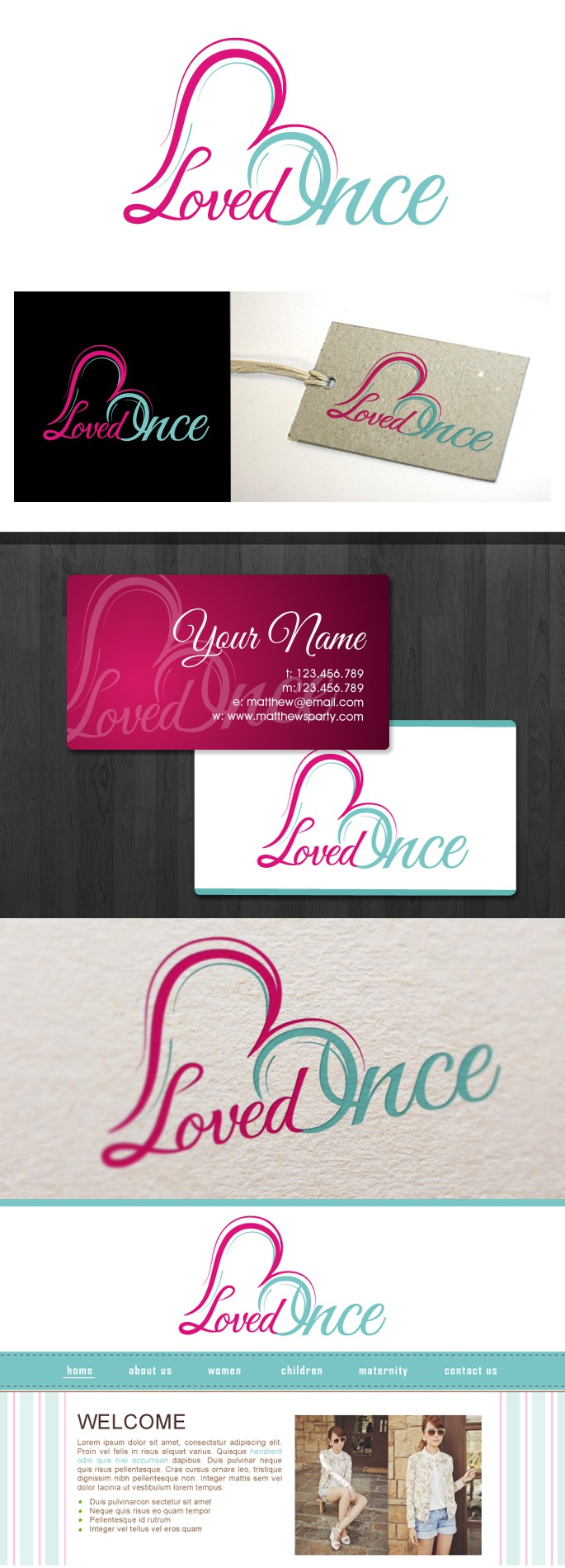 New logo wanted for Loved Once