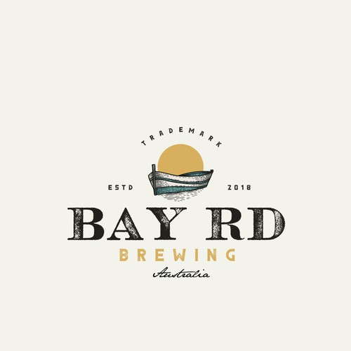 Logo for Bay Rd Brewing