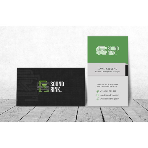Entertainment Ticketing Company Looking for Business Card and Envelope Design