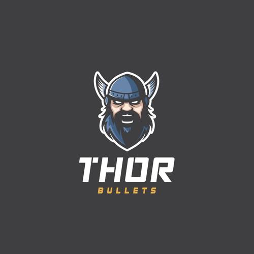 Logo for Thor Bullets