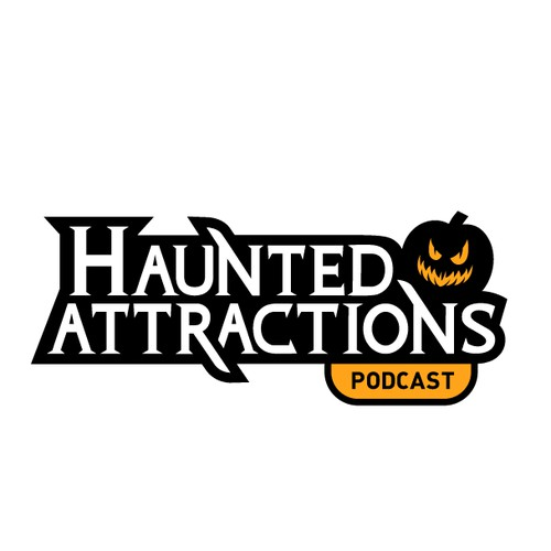 Ignite Frightening Inspiration with a Logo for the Haunted Attractions Podcast