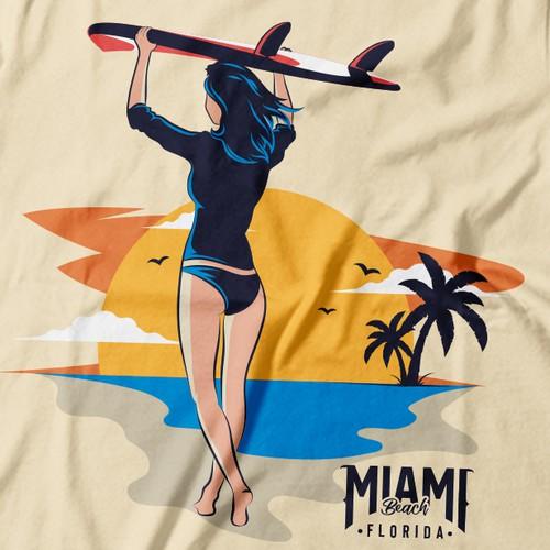 Fashion Forward FLORIDA T-Shirt