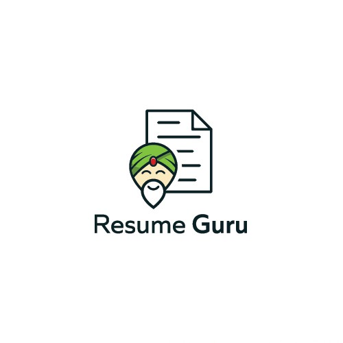 logo for resume guru