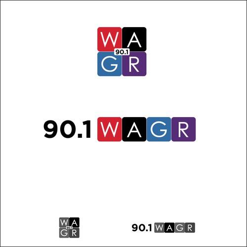 Simple Logo conecpt for Radio Station