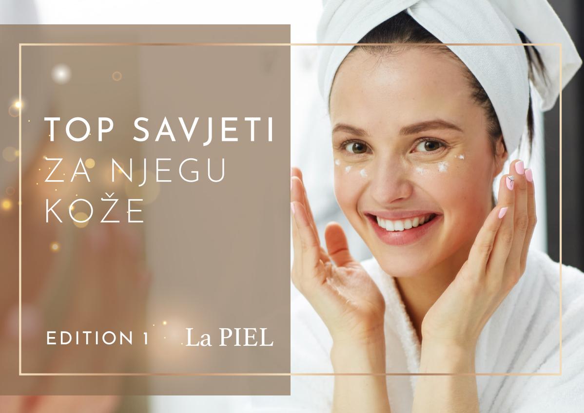 La PIEL Newsletter designs September 2020.