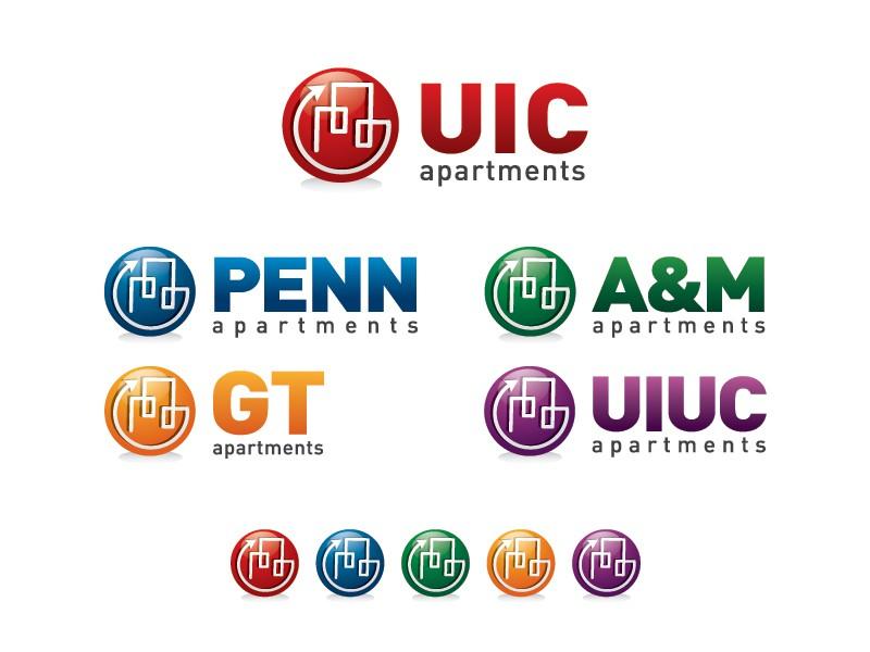UIC Apartments needs a new logo
