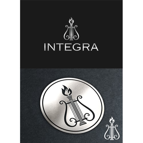 Simple, Smart & Creative logo that will be used on Gold, Silver Coins