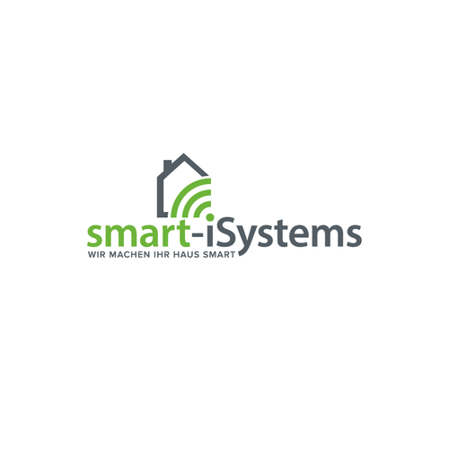 logo for a company that offers services of intelligent home control and automation