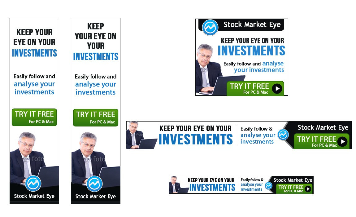Help StockMarketEye with a new banner ad
