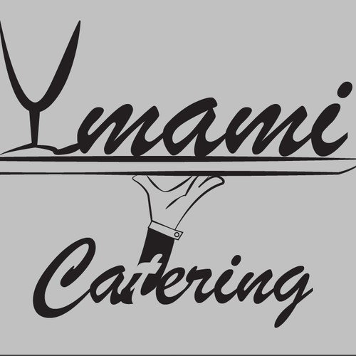 Make a exciting and interesting logo for a new catering company