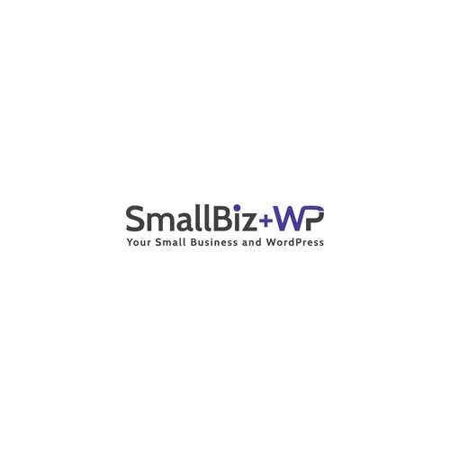 Logo concept for Small Business and Wordpress
