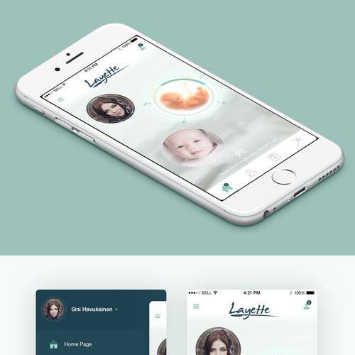 Maternity mobile app