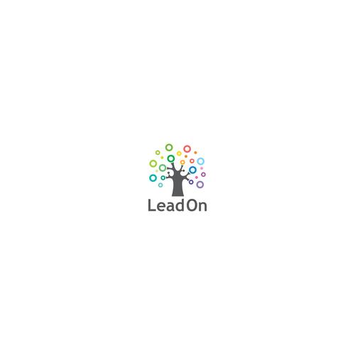 Logo concept for LeadOn