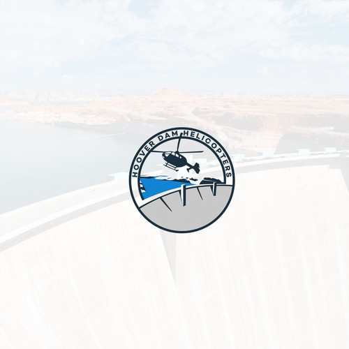 Logo for Hoover Dam Helicopters Company