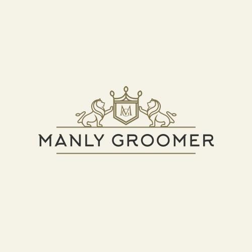 Beautiful logo for beautiful men