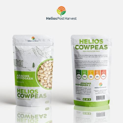 HELIOS COWPEAS - OPTION 3