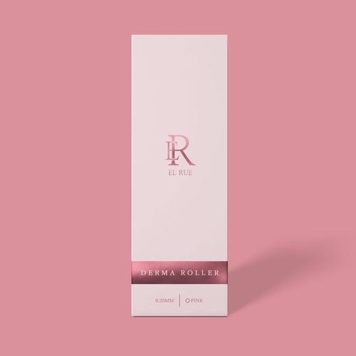 Derma Roller box design