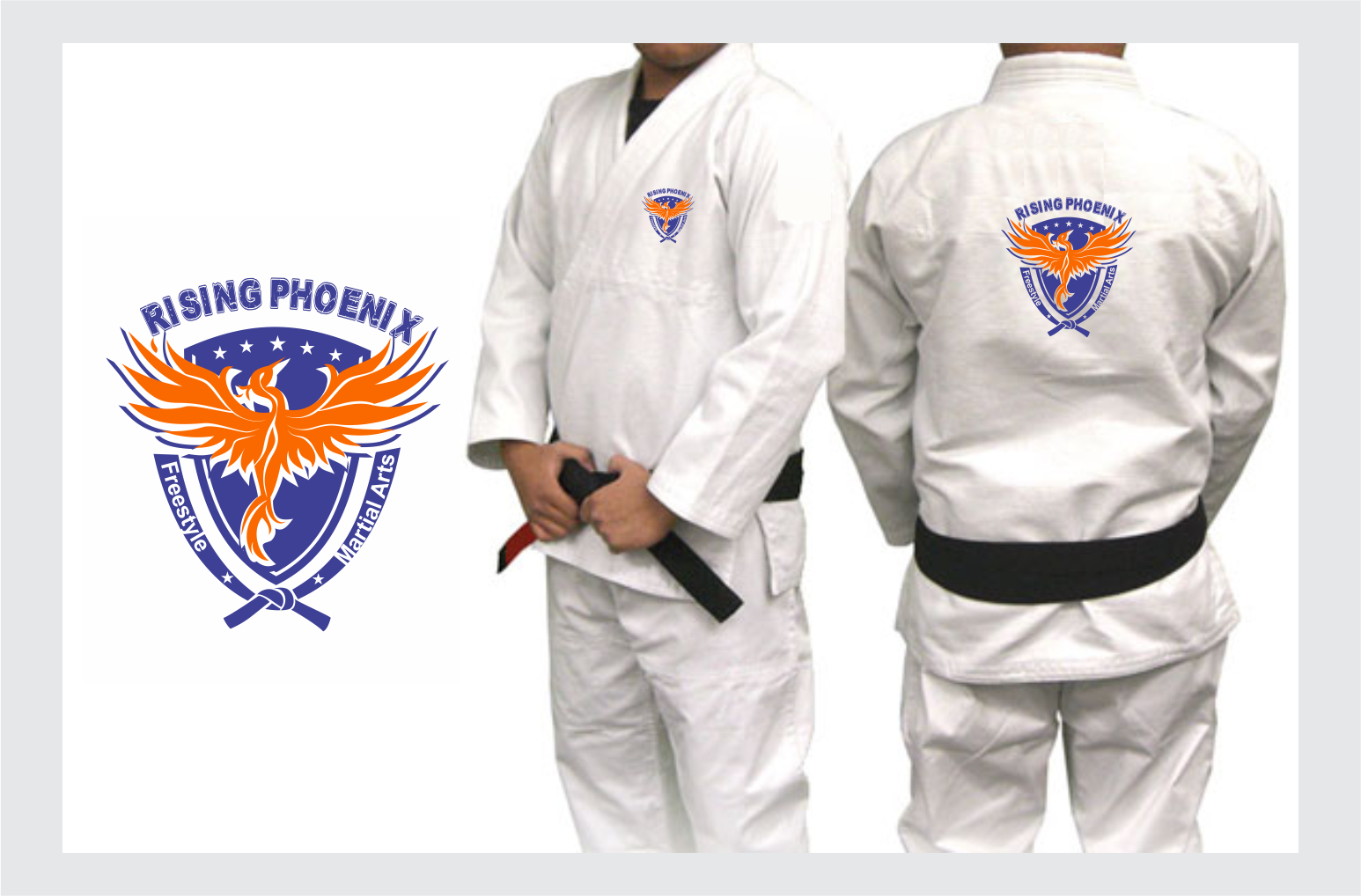 Encompass the meaning of the Rising Phoenix for a growing martial arts business