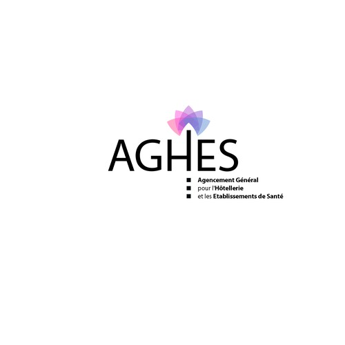 Logo for the company Aghes