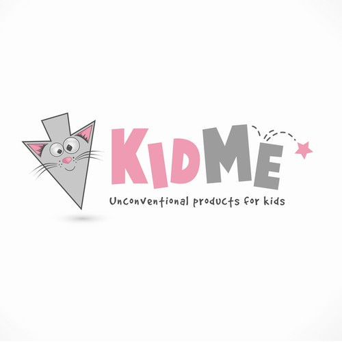 Logo for kids products