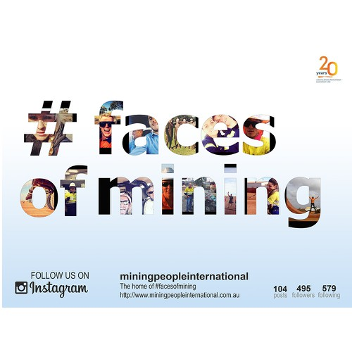 Faces of Mining Flyer