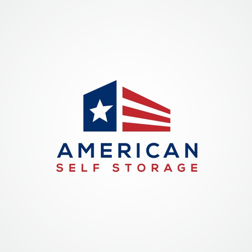 American Self Storage Logo