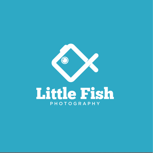 Logo for a photography company