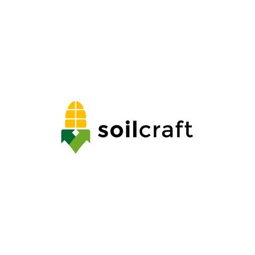 Agriculture matter logo design