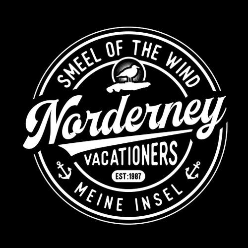 T-Shirt for den passionierten Norderney Urlauber