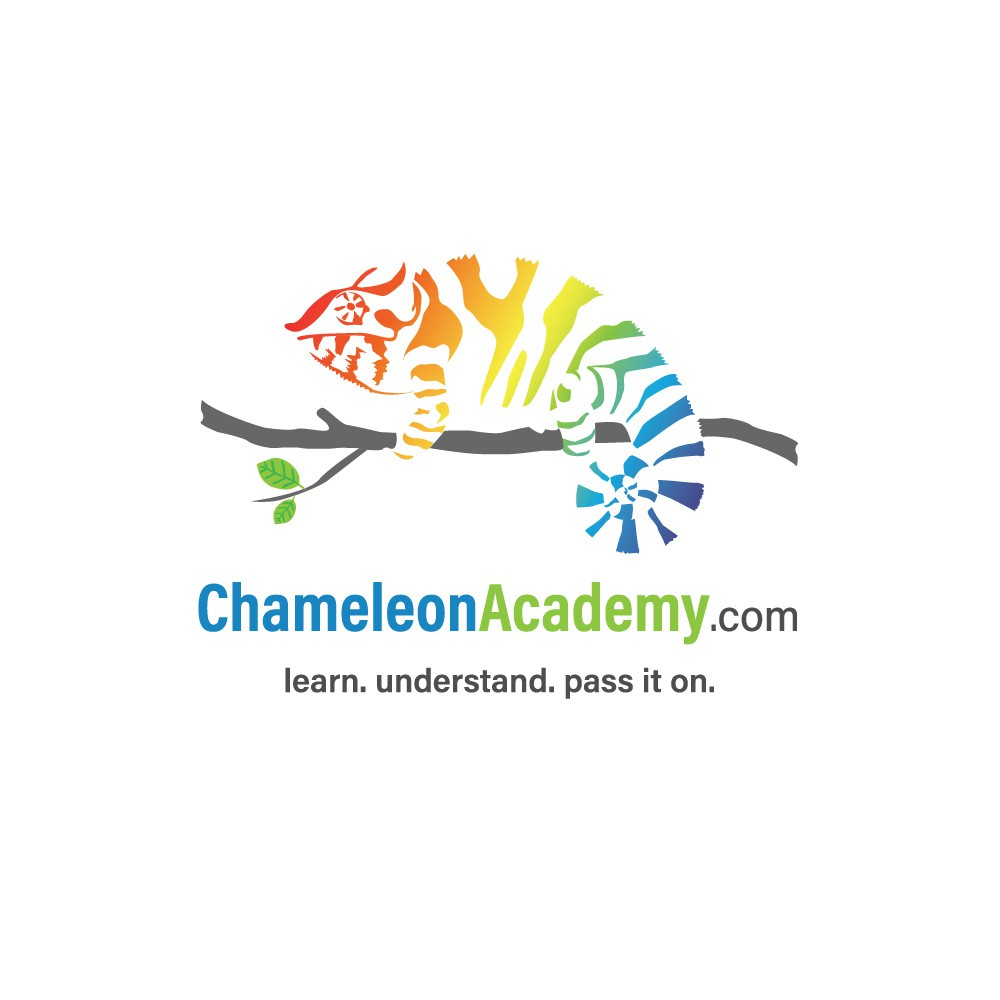 Educational resource about chameleons needs a proper logo!