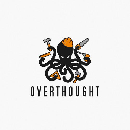 Overthought Carpentry Logo