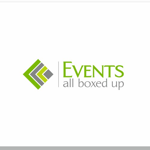 Help Events all boxed up with a new logo
