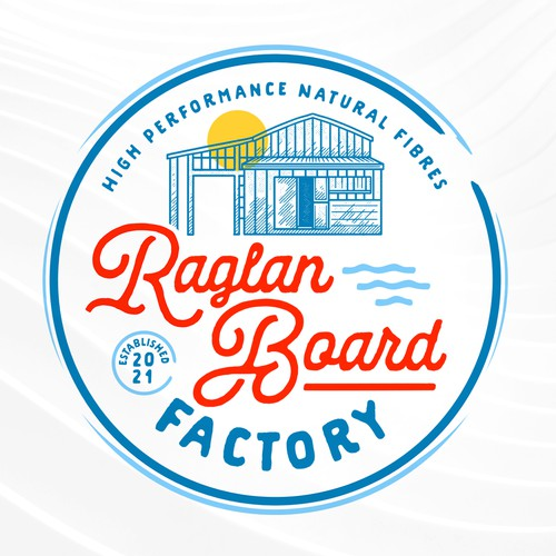 Raglan Board Factory