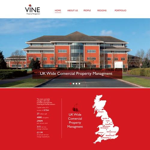 VINE WEB DESIGN