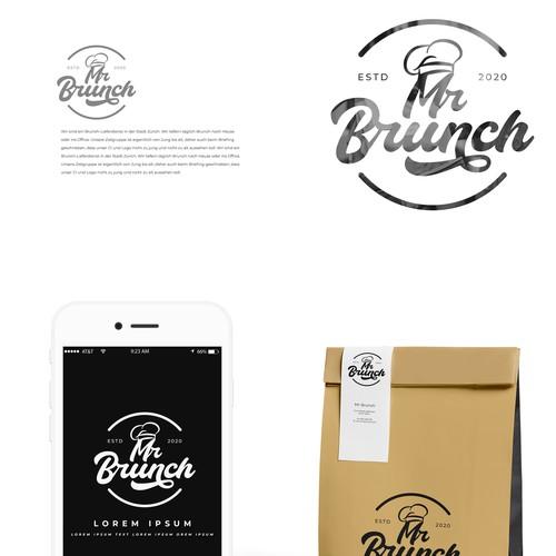 Logo for Food Delivery Website