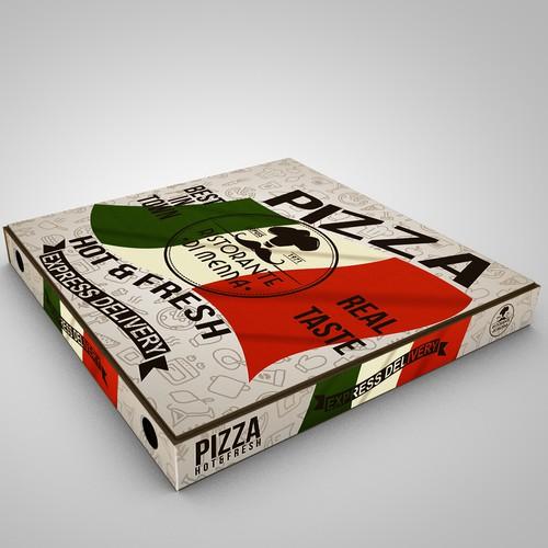 Pizza Box design contest